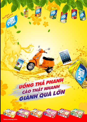 Poster do Cao Huy Hoàng thiết kế
