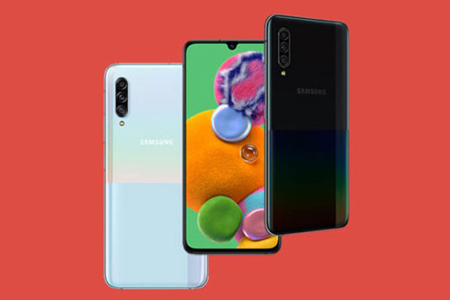 can canh Samsung Galaxy A90 5G